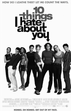 10 Things I Hate About You 1999