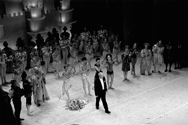 Kenneth MacMillan by Donald Southern:ROH 1989