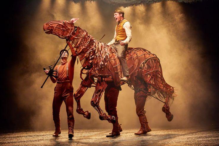 War Horse by Birgit & Ralf Brinkhoff