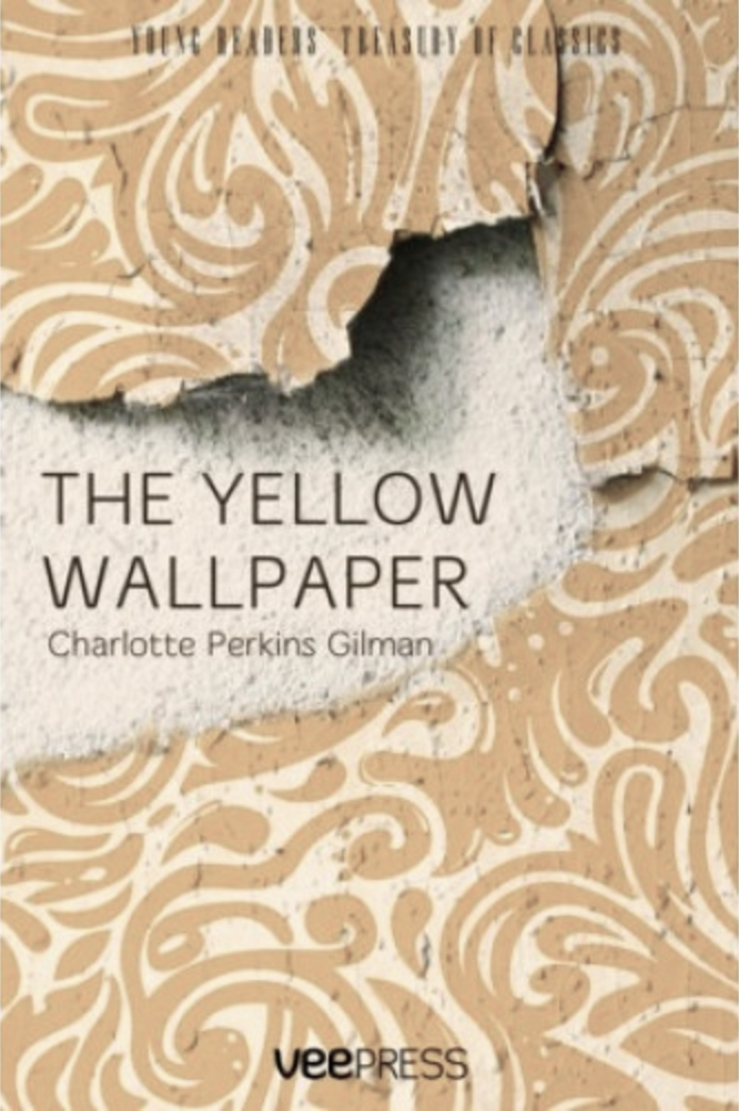 ... charlotte perkins gilman's personal experiences in The yellow wallpaper is a very long short story, a novella in other words, ...