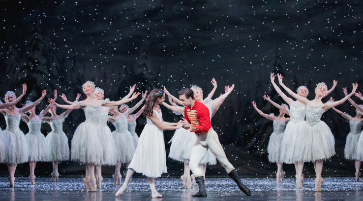 Royal Ballet's Nutcracker