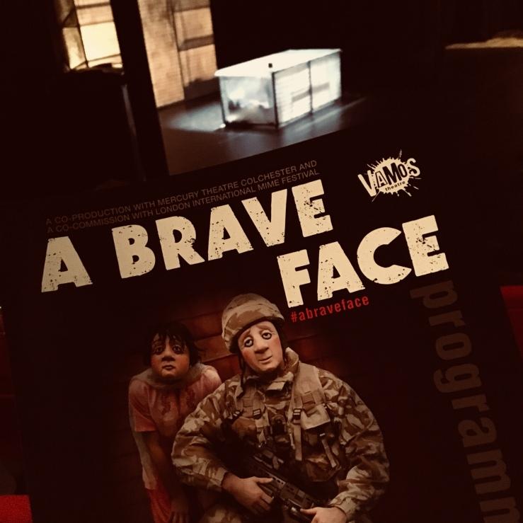 A Brave Face Vamos Theatre